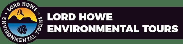 Lord Howe Environmental Tours Retina Logo